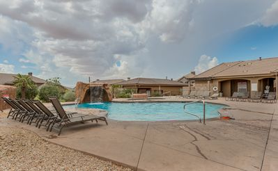 Photo for New 4 Bedroom at Coral Canyon w/ Pool and Hot Tub