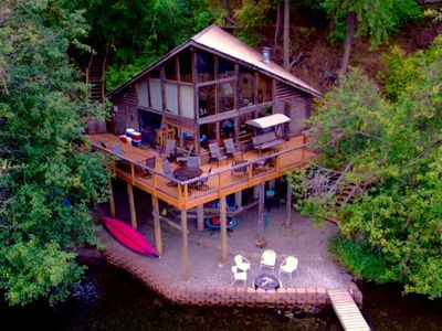Photo for 2BR Cabin Vacation Rental in Harrison, Idaho