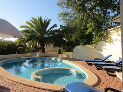 Photo for Charming modern 2 bed 2 bath private pool villa, fast WIFI, beach 3km, privacy!!