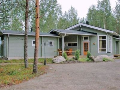 Photo for Vacation home Oravi 2 in Savonlinna - 8 persons, 4 bedrooms