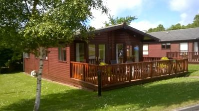Photo for Luxury 2 Bedroom Holiday Lodge