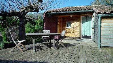 Photo for Homerez last minute deal - Beautiful chalet with mountain view