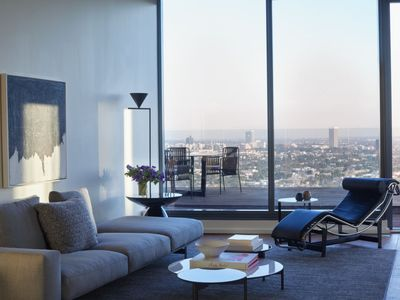 Photo for Apartment AKA West Hollywood in West Hollywood - 5 persons, 2 bedrooms
