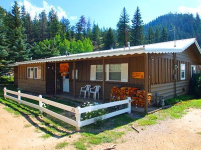 Photo for Ski Lope Lodge - Single-level Home in Town, WiFi, Satellite TV, Washer/Dryer, Trailer Parking
