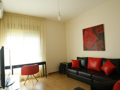 Photo for Furnished apartment with pool access