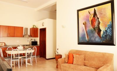 Photo for Mindelo Apartment in City Center