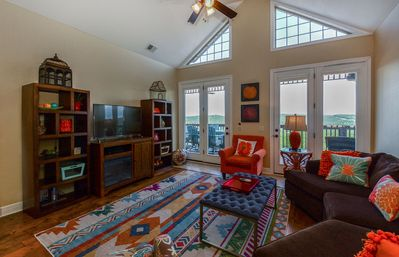 Photo for Luxury Penthouse At Tablerock Lake/Indian Point☀️Near SDC & Branson, INDOOR POOL