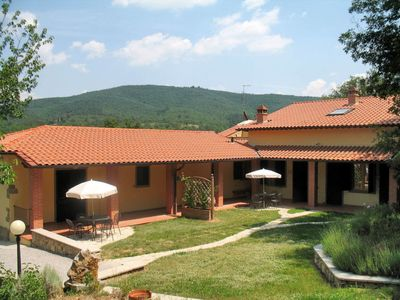 Photo for Apartment Podere Le Muricce (BUC200) in Bucine - 4 persons, 2 bedrooms