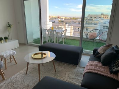 Photo for Modern 3 bedroom with Large Terrace