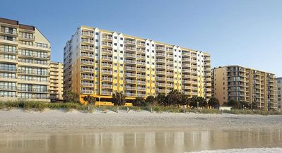 Photo for Shore Crest Vacation Villas™ I & II - Myrtle Beach - 2 Bedroom Oceanfront