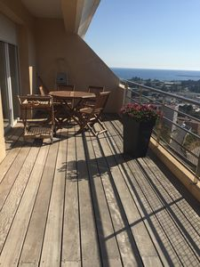 Photo for Apartment T3 Ajaccio sea view