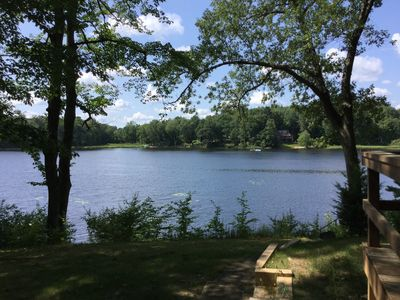 Photo for 2BR Cottage Vacation Rental in Delton, Michigan