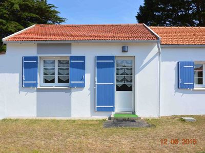 Photo for House Seringas well equipped, 3ch. 8 p., Near Demoiselles beach, quiet