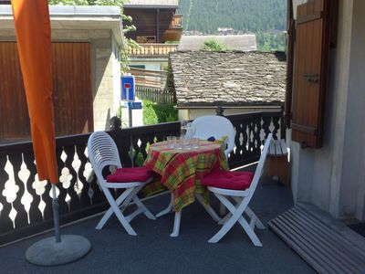 Photo for Apartment L'eloge in Verbier - 5 persons, 3 bedrooms
