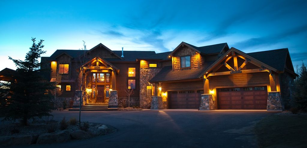 Luxury Lodge 8 000 Sq Ft 9 Bdrms For T Vrbo