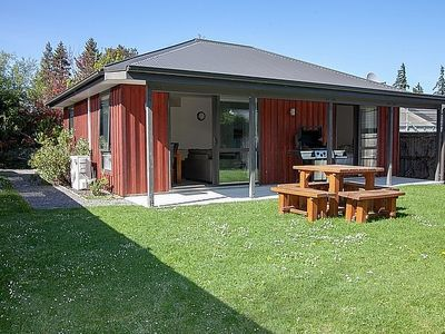 Photo for Cutie on Bristol with WiFi - Hanmer Springs Holiday Home