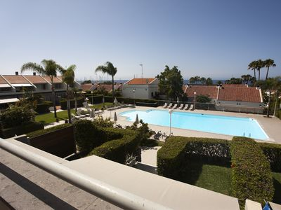 Photo for 2´ WALK TO THE BEACH, SWIMMING POOL, 4 BEDROOMS, LUXURY VILLA, PRIVATE RESIDENCE