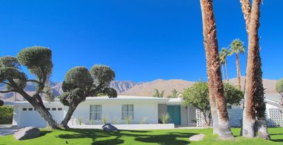 Photo for *** Mid-Century Style With Spectacular Mountain Views ***