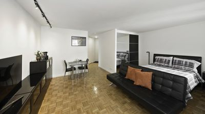Photo for 100% PERFECT STUDIO APARTMENT IN MIDTOWN EAST FOR AN EXTENDED STAY, 24HR DOORMEN