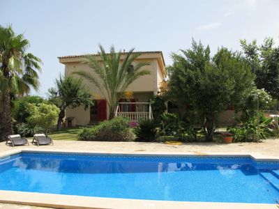 Photo for 3 bedroom Villa, sleeps 6 in Pina with Pool and WiFi
