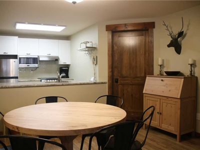 Photo for Pet-friendly 2-bedroom condo suite on the ski hill