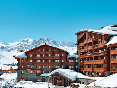 Photo for 3 bedroom Apartment, sleeps 6 in Tignes with Pool and WiFi