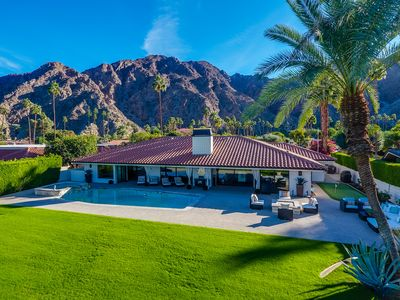 Photo for SWANKY HOME ON THE GOLF COURSE INDIAN WELLS COUNTRY CLUB  Permit #VV-0024