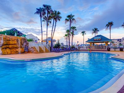 Photo for Lifetime memories/Gulf view/Free parking (2) & WIFI/Pools/Great location!""