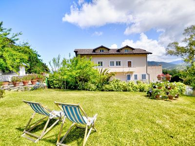 Photo for Villa Sansa: A welcoming independent house surrounded by the greenery, with Free WI-FI.