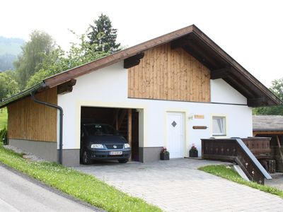 Photo for Lovely Chalet in Maria Alm with terrace