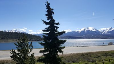 Photo for Lakefront Dillon Condo w/ Awesome Views, Clubhouse + More!