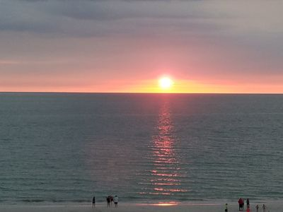 Photo for Come enjoy the most breathtaking view on Marco Island and watch the Sunset