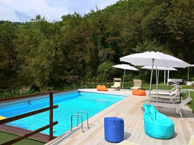 Photo for Cozy Villa in Fabriano Italy with Swimming Pool