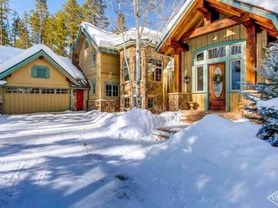 Photo for Luxury 4BR home,  20 minutes from Vail. Eagle Vail airport 30 minutes away