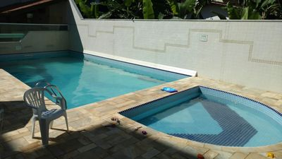Photo for Apartment 90 meters from the sea at Praia Grande in Ubatuba