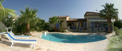 Photo for Very lovely villa with luxurious conveniences