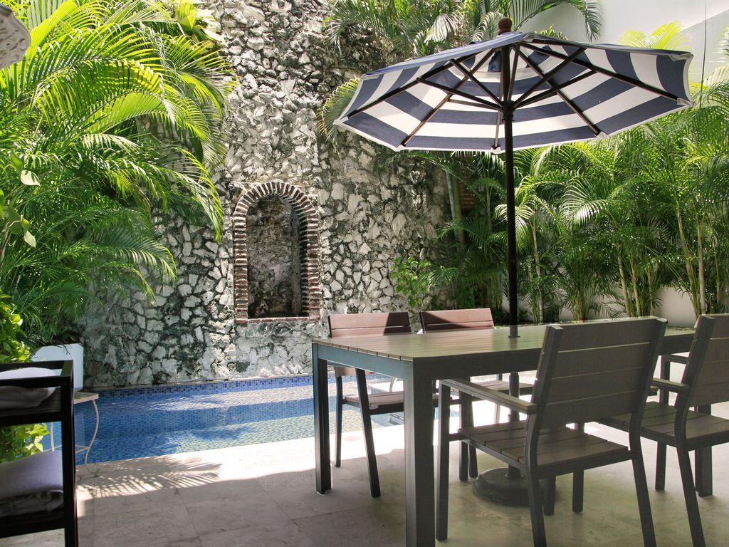 Luxury Villa In The Old Town Of Cartagena The Majic City