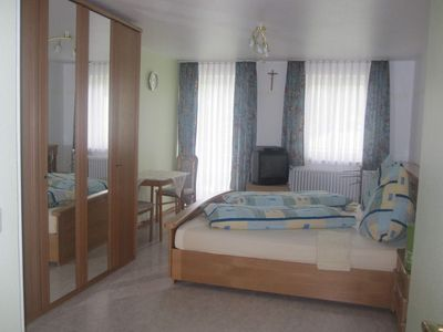 Photo for Double room in the yard, 1 - 3 persons - Dischhof
