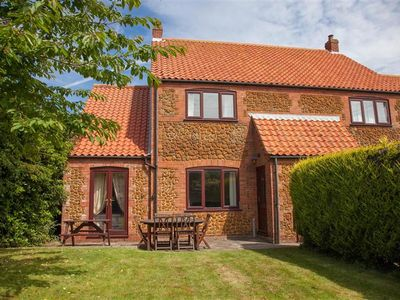 Photo for A well presented cottage a few minutes' walk from the beach at Old Hunstanton
