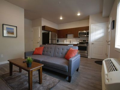 Photo for Modern apartment...Close to EVERYTHING !