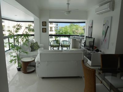 Photo for Wonderful apartment in Riviera 4 bedrooms