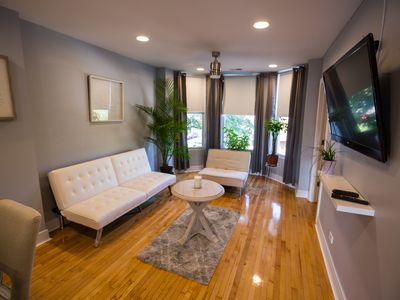 Photo for Beautiful apartment in Pilsen Chicago IL