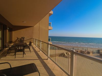 Photo for Unbelievable Views! 2bd/2bth Oceanfront Condo in Phase 1 - 2nd Floor