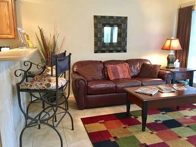 Photo for The Guadalupe Escape- 2 Bdr/2 Bth- Walking Distance To Schlitterbahn!