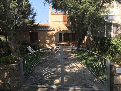 Photo for San Teodoro: Lovely Garden House in San Teodoro - Best Mediterranean sea
