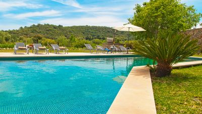 Photo for House for 10 guests with swimming pool and barbecue
