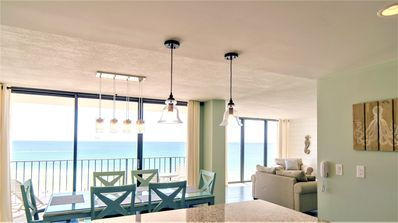 Photo for Monthly Discounted Rates Available! 5th Floor Edgewater Beach Resort!