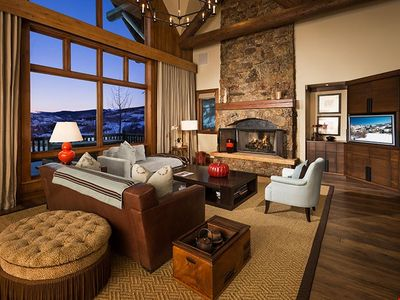 Photo for Ski-in/Ski-out Condo | Outdoor Hot Tubs + Close to Ski Shuttle
