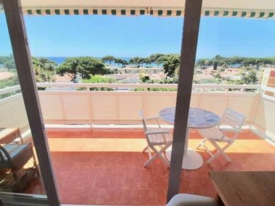 Photo for Apartment for 5 people terrace with sea view Cambrils Beach 230m away