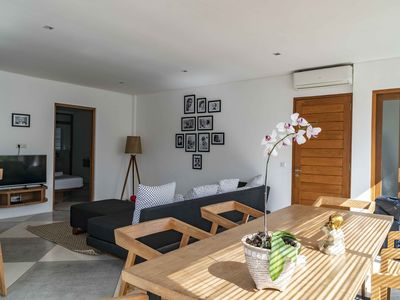 Photo for 2 Bedroom Apartment attached bathroom Berawa Beach Nearby